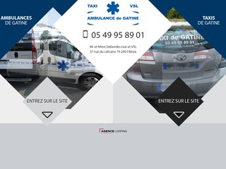 Détails : SARL Ambulances de Gatine, Transport sanitaire