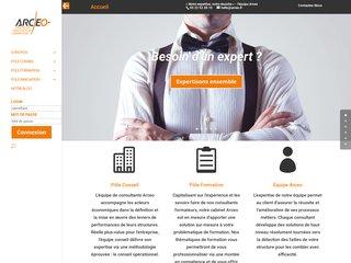 Détails : ARCEO - Cabinet conseil/coaching/formation basé sur Amiens
