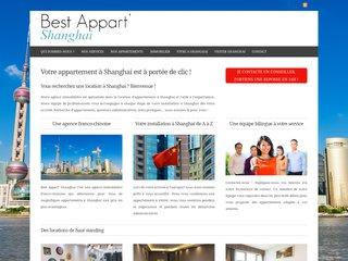 Détails : Best Appart Shanghai