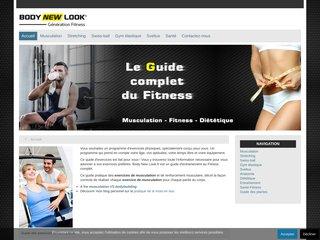Détails : Guide du Fitness Body New Look