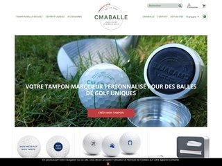 Détails : Cadeau golf