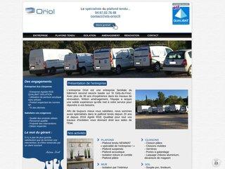 Détails : Entreprise Oriol