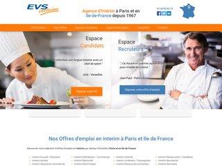 Détails : Agence intérim Paris