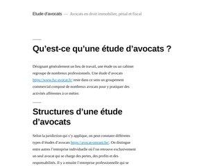 Détails : Cabinet Franck Avocat à Strasbourg - franck-avocat.fr