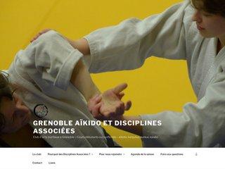 Détails : Grenoble Aïkido et Disciplines Associées