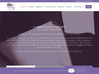 Détails : Cabinat Acher-Dinam - Avocat à Versailles