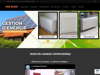 Détails : JFB Elec - spécialiste en électricité