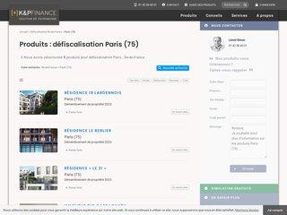 Détails : Loi Pinel à Paris