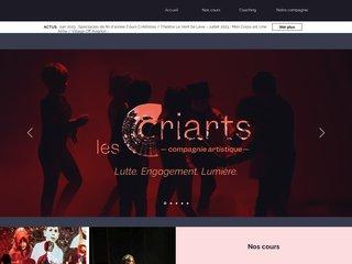 Détails : Cours CriArt'istes