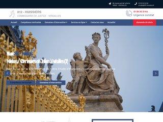 Détails : LBB Huissiers de justice associés à Versailles