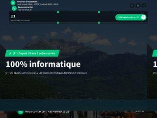 Détails : Informatique Annecy