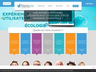 Détails : Agence Web à Caen - Nerepix