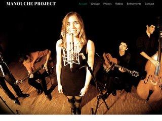Détails : Manouche Project