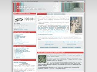 Détails : SCP Perseau & Lemaire Huissiers