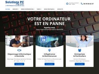 Dépannage - Maintenance informatique  agréé service à la personne