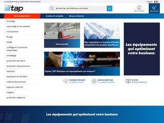 TAP-France : manutention, stockage, logistique
