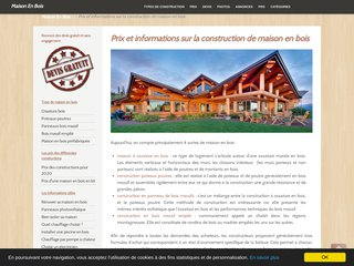Détails : Petit guide de la maison en bois