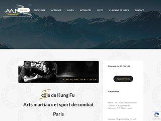 Détails : Kung Fu Paris