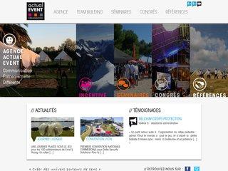 Détails : Agence Evenementielle Actual Event