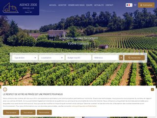 Agence 2000 Immobilier