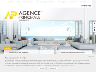 Agence Principale Maisons-Lafitte