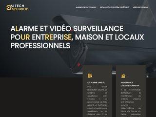 Détails : Aitech Sécurité : Télésurveillance
