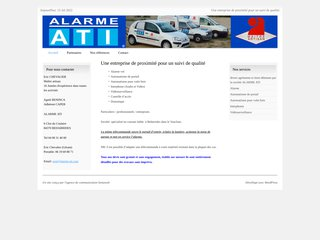 Détails : Alarme ATI