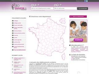 Détails : Ecoles, collèges et lycées
