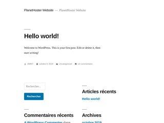 Détails : Créer votre boutique en ligne