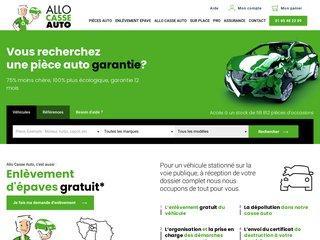 Détails : Casse auto Paris