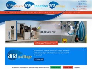 Détails : Entretien et dépannage de machines industrielles en Bretagne.