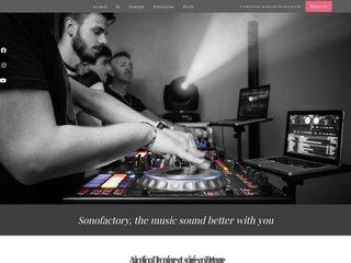 Détails : Animation sonorisation de mariage