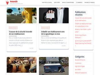 Détails : Jeux Virtuel Gratuit - Antarctik