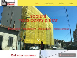 Détails : Arobat travaux La Rochelle