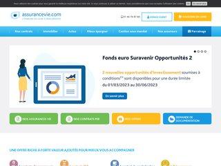 Détails : L'assurance vie internet