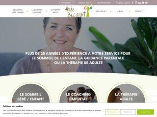 Détails : Pour une parentalité seine avec Aude Becquart