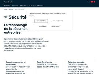 Détails : Automatic Alarm : télésurveillance et sécurité