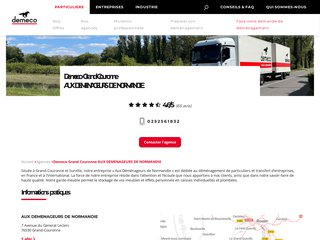 Détails : Déménagement Normandie