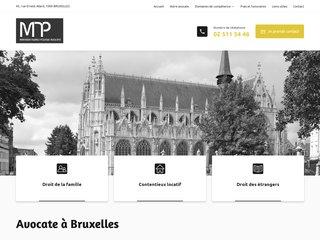 Avocat mineur délinquant Bruxelles