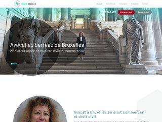 Votre avocat de Watermael-Boitsfort (Bruxelles) : Maître Anne Welsch