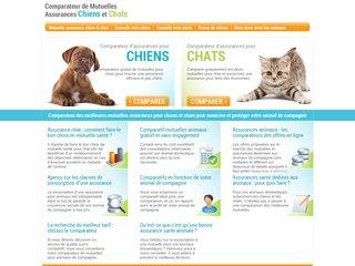 Détails : Comparateur d'assurance animalerie, chien et chat.