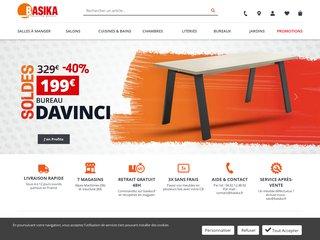 Détails : Meuble discount sur Basika.fr