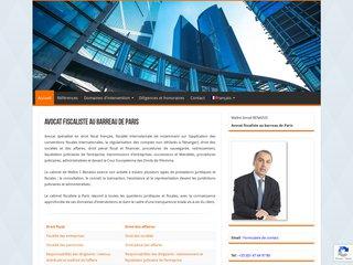 Maître Ismaïl Benaissi, avocat à Paris