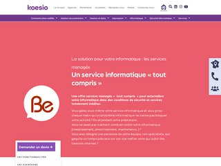 BeProductiv : maintenance et assistance informatique à Lyon