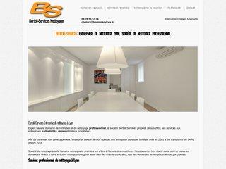Bertoli-Services Entreprise de nettoyage sur Lyon
