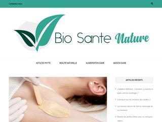 Détails : Biosanté nature : produits bio