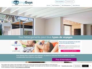 Détails : Booking Guys - Location saisonnière de villas, maisons, appartements
