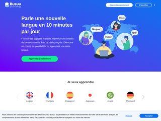 Détails : busuu - apprends les langues en ligne gratuitement