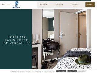Détails : Best Western Paris Porte de Versailles