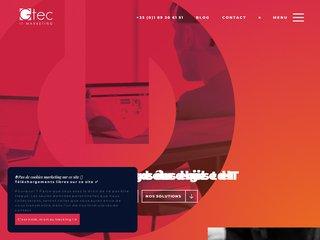 Détails : Gtec - Ingénierie marketing - éditeur logiciel et technologies-cles